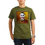 Obama Joker Organic Men's T-Shirt (dark)