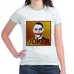 Obama Joker Jr. Ringer T-Shirt