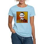 Obama Joker Women's Light T-Shirt