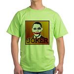 Obama Joker Green T-Shirt