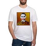 Obama Joker Fitted T-Shirt
