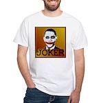 Obama Joker White T-Shirt