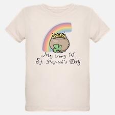 My 1st St Patrick's Day T-Shirt