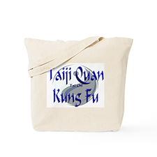 Tai Chi Kung Fu Tote Bag
