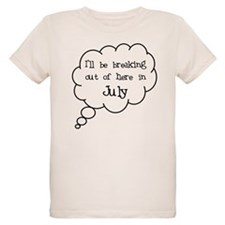 """""""Breaking Out July"""" T-Shirt"""