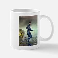 Venture Accross the Alien Lak Mug