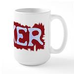 Obama Joker Large Mug