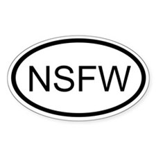 NSFW Decal