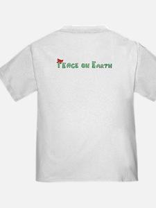 Two Xmas Fuzzies T-Shirt