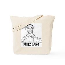 Fritz Lang Tote Bag