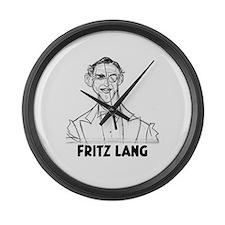 Fritz Lang Large Wall Clock