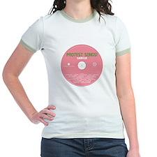Protest Songs Jr. Ringer T-Shirt