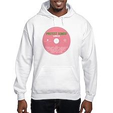 Protest Songs Hooded Sweatshirt
