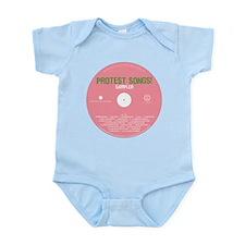 Protest Songs Infant Bodysuit