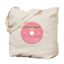 Protest Songs Tote Bag