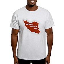 Iran's So Far Away T-Shirt