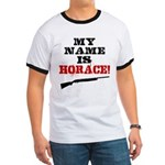 My Name Is Horace Ringer T