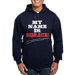 My Name Is Horace Hoodie (dark)