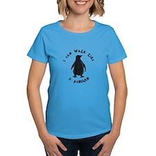 I Can Walk Like a Penguin Tee