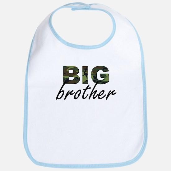 Big brother camo Bib