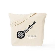 Pete Seeger Tote Bag