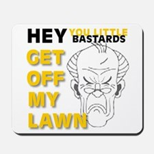 Funny Stuff for Seniors Mousepad