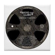 Bound for Glory Tile Coaster