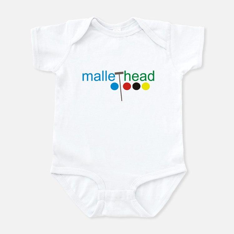 Cute Croquet Infant Bodysuit