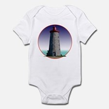 The Windmill Point Lighthouse Infant Bodysuit