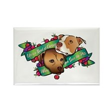 Life is a Bowl of Cherries... Rectangle Magnet (10