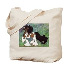 Cute Tinker horse Tote Bag
