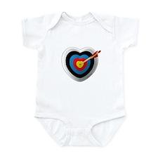 Archery Love 2 Infant Bodysuit
