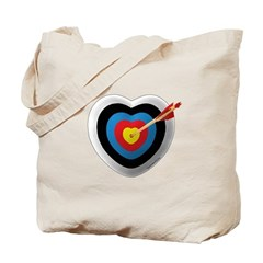 Archery Love 2 Tote Bag