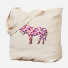 The Original Heart Horse Tote Bag