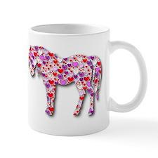 The Original Heart Horse Mug