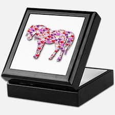 The Original Heart Horse Keepsake Box