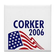 Corker 06 Tile Coaster