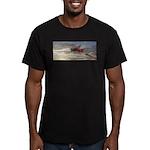 Reprise Skies Men's Fitted T-Shirt (dark)