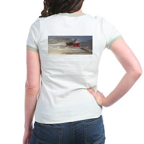Reprise Skies Jr. Ringer T-Shirt