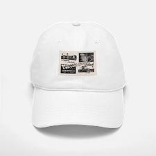 1951 Pontchartrain Beach Ad Baseball Baseball Cap
