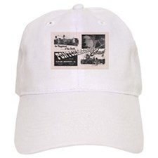 1951 Pontchartrain Beach Ad Baseball Cap