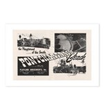 1951 Pontchartrain Beach Ad Postcards (Package of