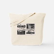 1951 Pontchartrain Beach Ad Tote Bag