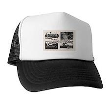 1951 Pontchartrain Beach Ad Trucker Hat
