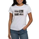 1951 Pontchartrain Beach Ad Women's T-Shirt
