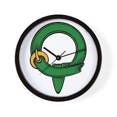 Apprentice belt Wall Clock