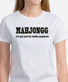 Mahj not just for bubbe Tee