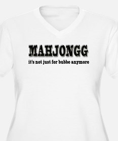 Mahj not just for bubbe T-Shirt