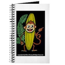Banana Monkey Journal