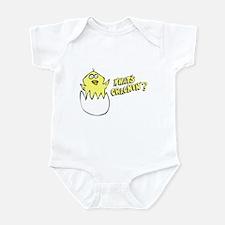 What's Crackin' Infant Bodysuit